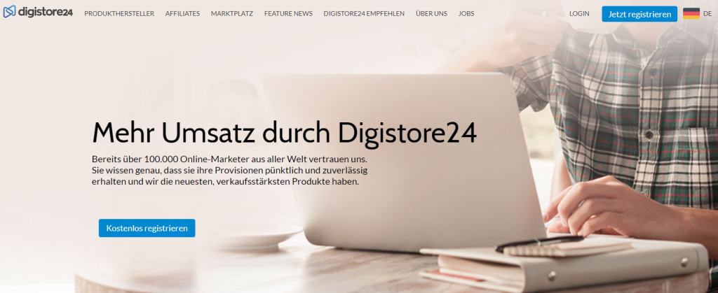 digistore24 login