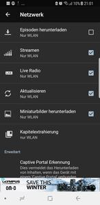 WLAN-Einstellungen Podcast hören