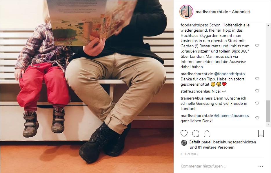 Instagram Marlis Schorcht