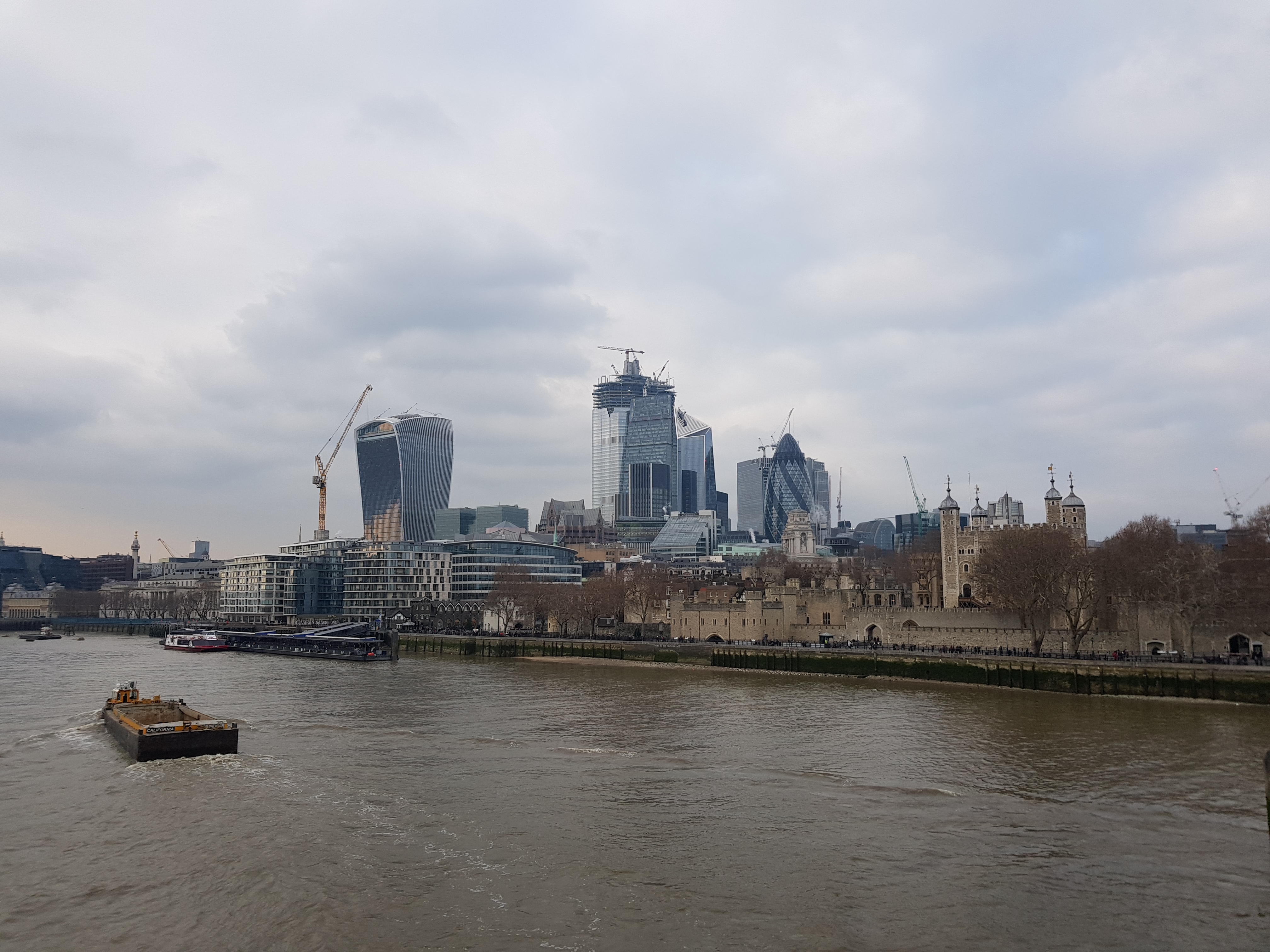 Mit Kindern in London unterwegs