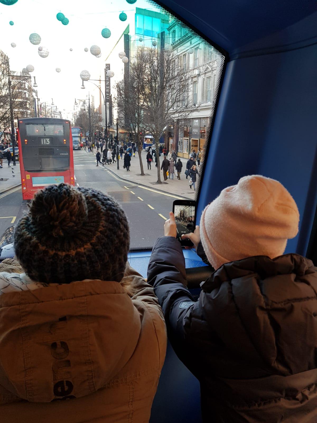 London mit Kindern erleben günstig