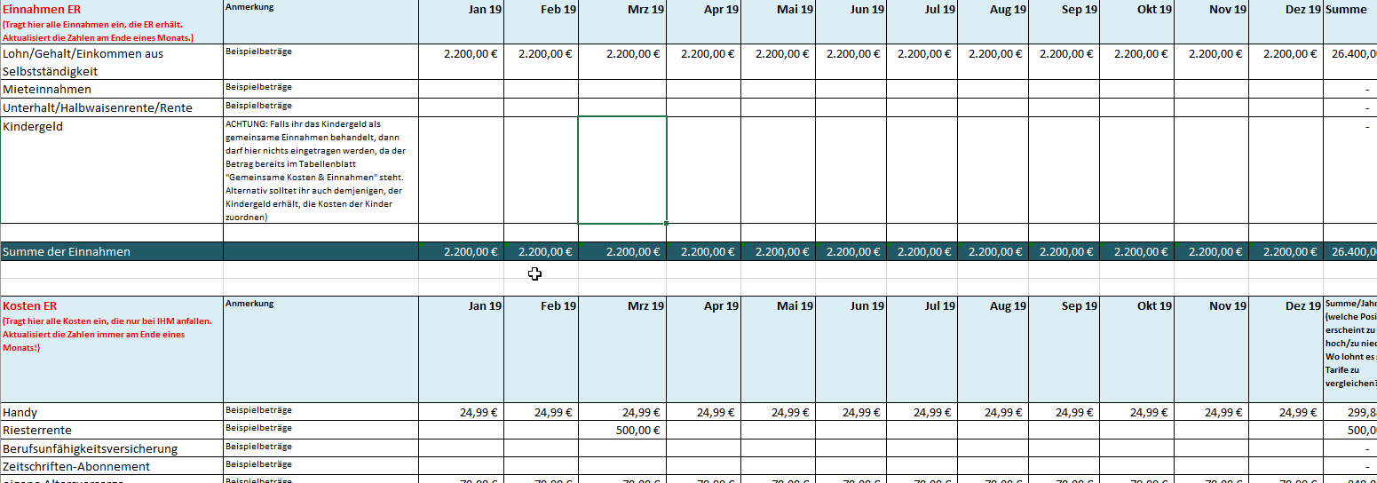 Ausschnitt-Excel-Vorlage-Kosten-und-Einnahmen