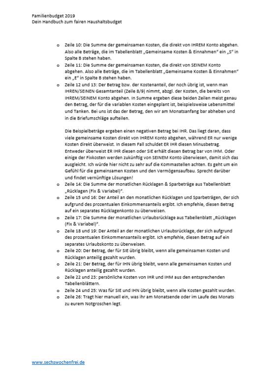 Familienbudget-Handbuch-Ausschnitt